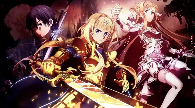alicization war of underowrld