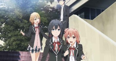 Yahari Ore no Seishun Love Comedy wa Machigatteiru. Ka