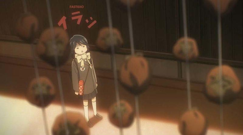 shinobu e i cachi essicati