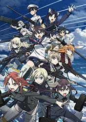Strike Witches: Dai-501 Tougou Sentou Koukuudan ROAD to BERLIN